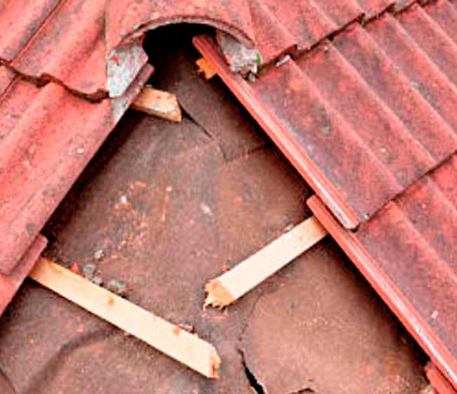 reparacion de tejados en madrid